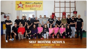 Self Defense Genova - EVOLUTION KRAV MAGA
